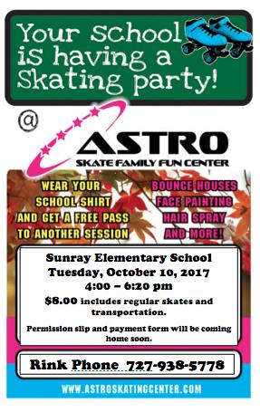 Astro Skake Information