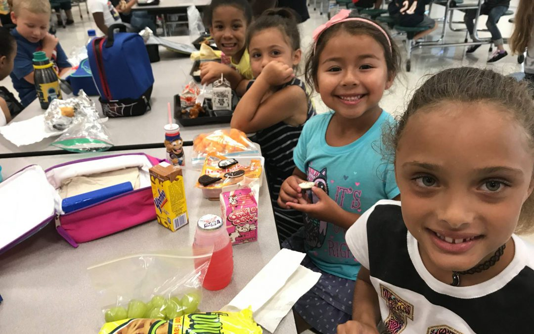 Free breakfast and lunch for all children!