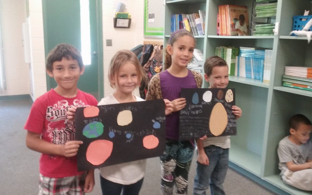 Sunray Elementary's STEM lab